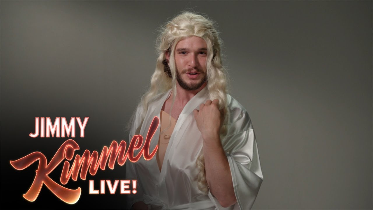 Kit Harington's Never-Before-Seen Game of Thrones Audition