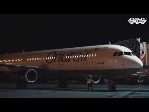 Аэропорт «Уфа» встретил три новых рейса