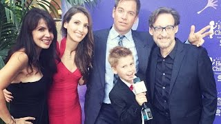 Funny Kid Reports on Red Carpet Healthy Child Healthy World