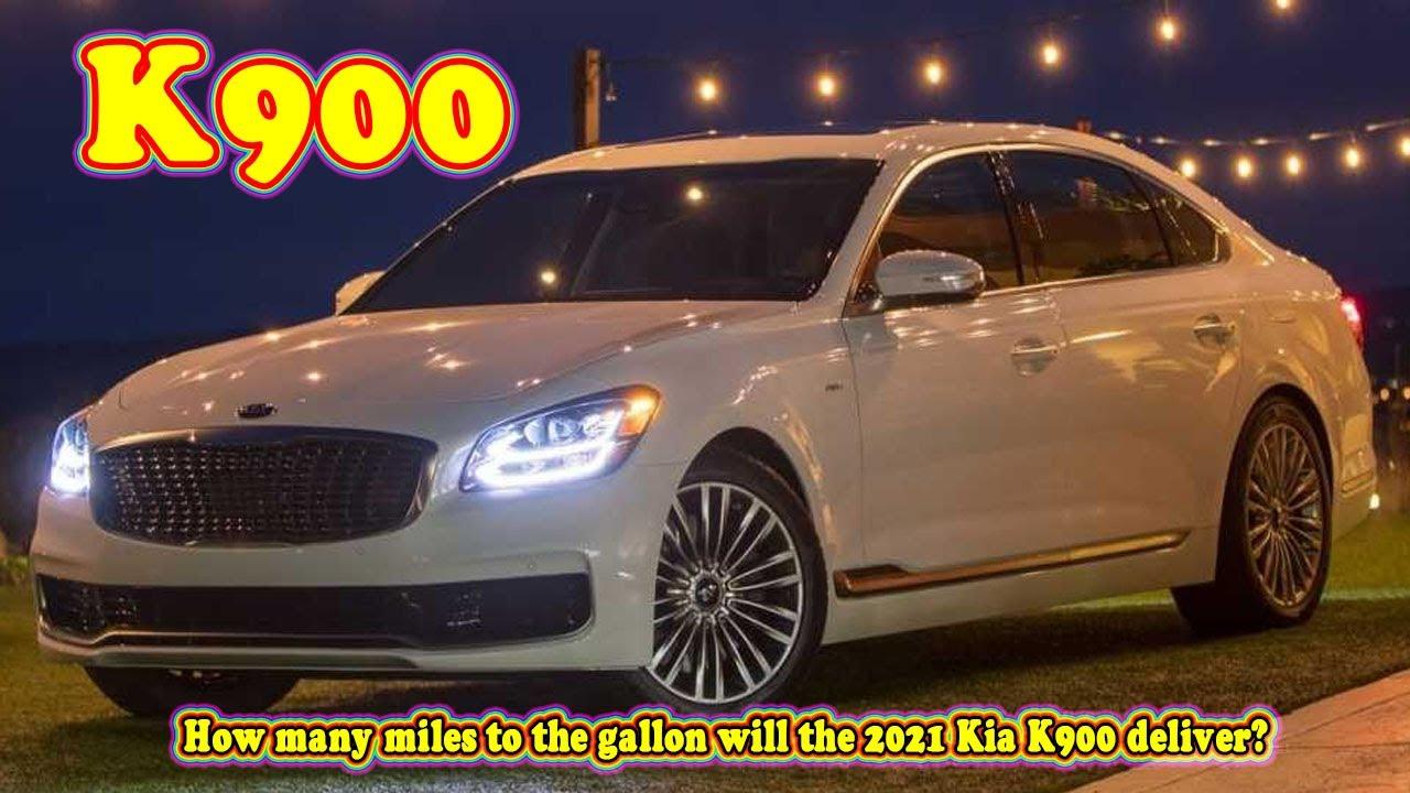 2021 Kia K900 Picture