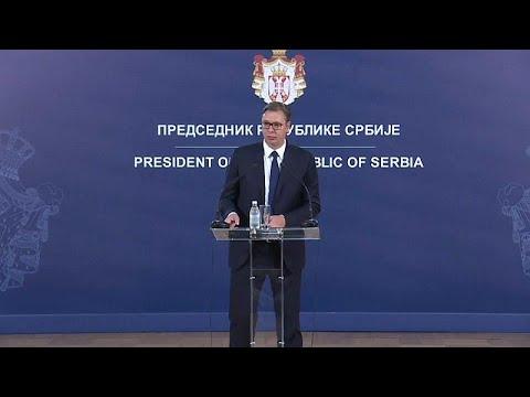 """Sérvia acusa primeiro-ministro do Kosovo de """"jogada política"""""""