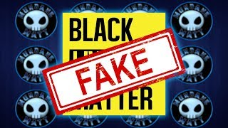 Super Popular BLM facebook page outed as Fake