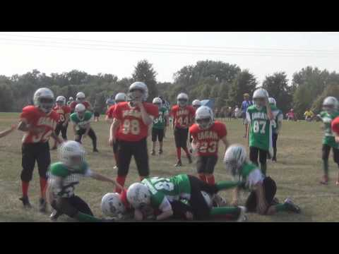 2013 Football Jamboree 49ers HIghlights