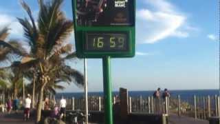 Temperatur im Dezember auf Gran Canaria Maspalomas Wetter