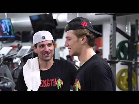 Getting Started: Hayden's first training camp