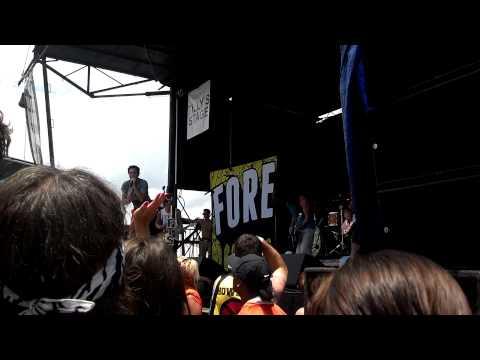 Forever The Sickest Kids Warped Tour Orlando 2013