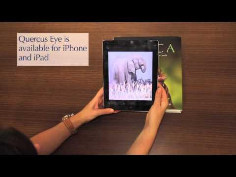QuercusEye App Demo: Africa Eye to Eye with the Unknown