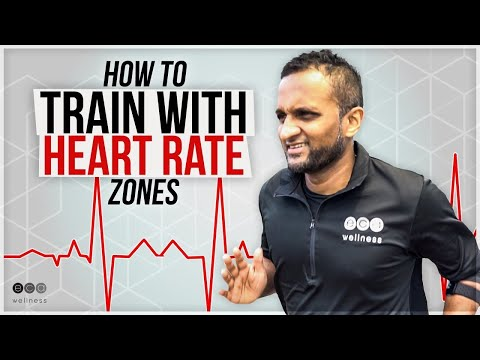 How To Train With Heart Rate Training Zone | Heart Rate Zones Explained | Fat Burning Zone