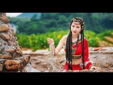 awas di tibet jangan dekati wanita yang sedang jongkok