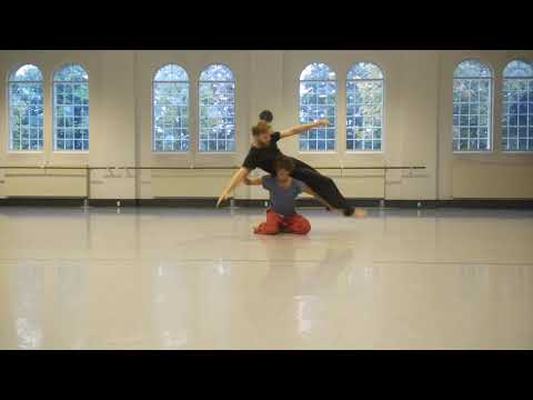 Falling and provoking - Contact Improvisation
