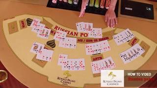 Заснемане на видео урок Руски Покер / Russian Poker