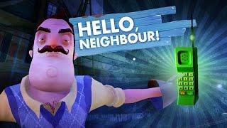 FINALLY SOMETHING NEW!! (Hello Neighbor Secrets!! / Hello Neighbour Gameplay)
