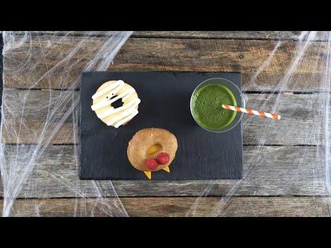 Randi West - Healthy Halloween snacks