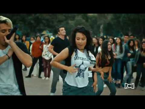 El baile de los estudiantes del Jimmy Carter - Francisco El Matemático