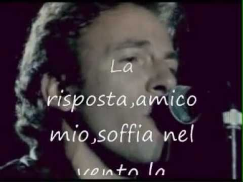 Bruce Springsteen-Blowin' in the wind