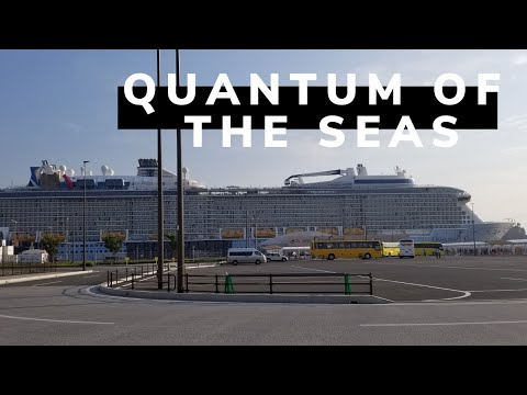 Quantum of the Seas: Travel from Beijing to Tianjin China + Breakfast!