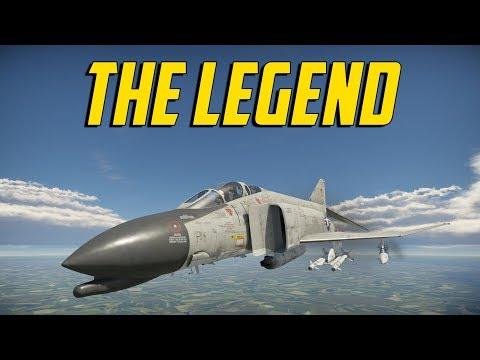 War Thunder - F-4C Phantom