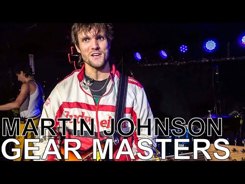 Martin Johnson (of The Night Game and Boys Like Girls) - GEAR MASTERS Ep. 200