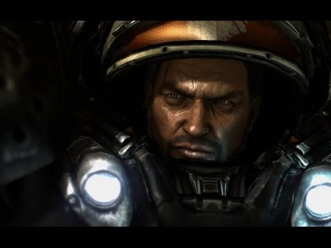 StarCraft II: Wings Of Liberty Movie Cutscenes