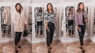 8 OUTFIT TRY ON HIGH STREET HAUL UNDER £60  | Lydia Elise Millen