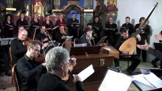 Claudio Monteverdi (1567-1643), Deus in adjutorium meum intende! (Vespro della Beata Vergine)