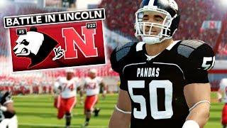 Epic game vs #22 Nebraska | NCAA 14 Team Builder Dynasty Ep. 64 (S6)