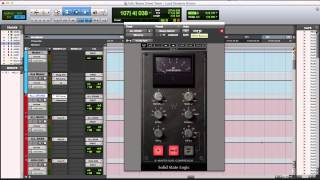 Improving Drum Dynamics with the SSL, CLA-76, and L2 Plugins
