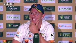 We hit our lengths after being 'too short' early: Hazlewood