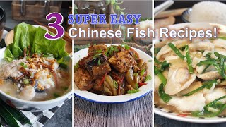 3 Wholesome &amp Easy Chinese Fish Recipes to Cook at Home  How to cook fish in Chinese style