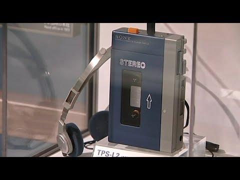 Sony Walkman turns 40