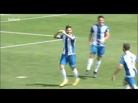 Resum Espanyol B 2 - Cornellà 0 (Betevé)