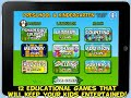 Preschool and Kindergarten Learning Games - Application kids app5day