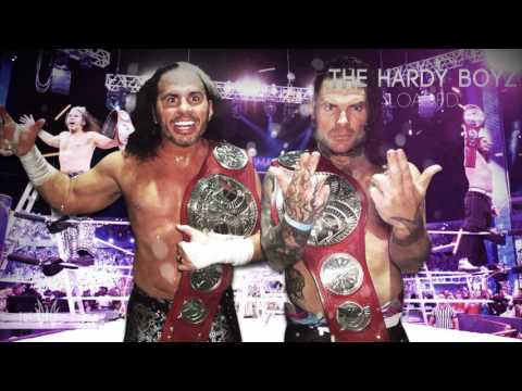 "wwe-the-hardy-boyz-theme-song-""loaded""-ᴴᴰ"
