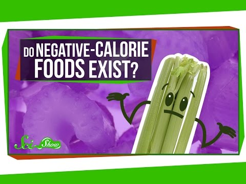 Do Negative-Calorie Foods Exist?
