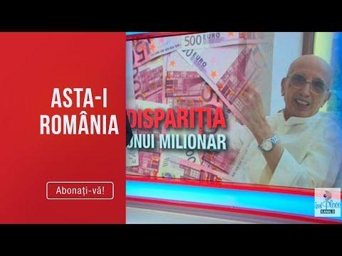 Asta-i Romania (22.09.2019) - DISPARITIE MISTERIOASA! 1 MILION DE EURO RECOMPENSA!