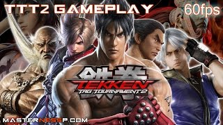 Tekken Tag Tournament 2 Gameplay 60fps - Online Ranked Matches - Xbox 360 - HD