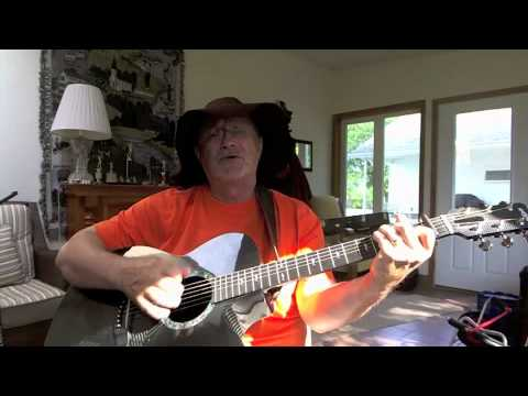 831 - Wolverton Mountain - Claude King - acoustic cover by George Possley