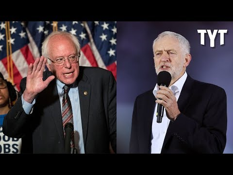 Bernie Sanders and Jeremy Corbyn Movements EXPLAINED