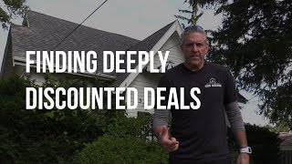 Finding Deeply Discounted Properties