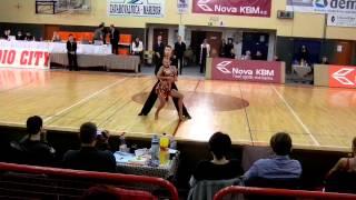 Miha Vodicar & Nadiya Bychkova - Solo Rumba