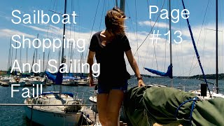 First Time Sailing Hunter 23