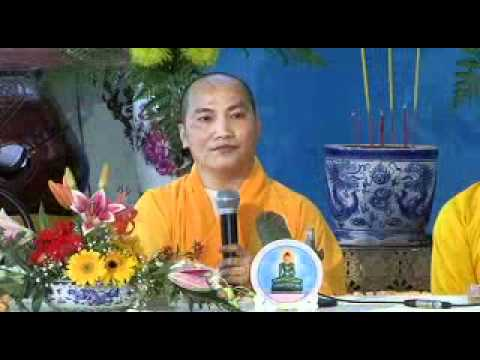 Dong Nghiep Chuong 2/2 - DD Thich Phuoc Tien