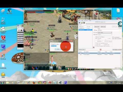 Hack vàng võ lâm 2 ( by hotrohack1@yahoo.com.vn )