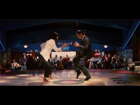 3. Twist-Uma Thurman&John Travolta-You Never Can Tell-Pulp Fiction 1994 - YouTube