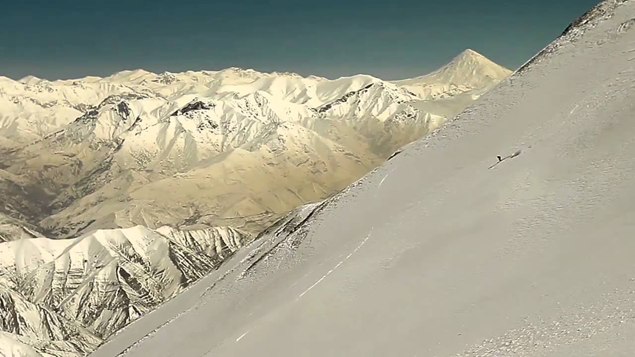 Ski Emotion Iran