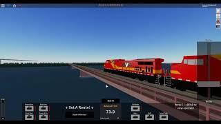 ROBLOX Rails Unlimited Unstoppable Partie 2