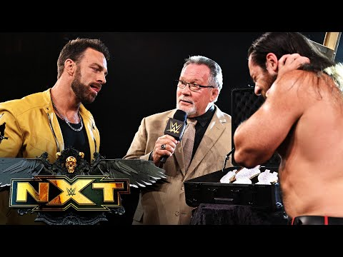 Ted DiBiase puts the Million Dollar Title on the line at TakeOver: WWE NXT, June 8, 2021