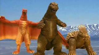 Godzilla and his Amazing Friends episode 8