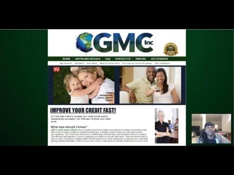 GMC's Get Credit Repair Software