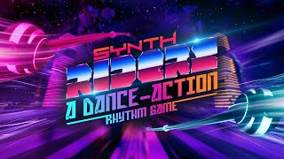 Synth riders is part action, dance, and rhythm. you'll experience incredible music in a whole new way as your arms soar when riding our unique rail...